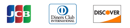 JCB,Diners Club INTERNATIONAL,Discover