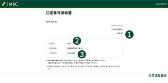 三井 住友 銀行 金融 機関 コード 三井住友銀行の金融機関コード(銀行コード)を教えてください。