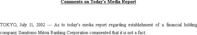 Comments on Today's Media Report(1/1)